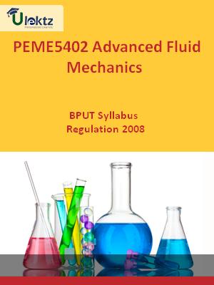 Advanced Fluid Mechanics - Syllabus