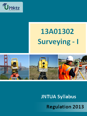 Surveying - I - Syllabus