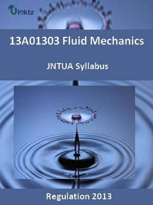 Fluid Mechanics - Syllabus