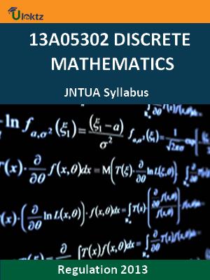 Discrete Mathematics - Syllabus