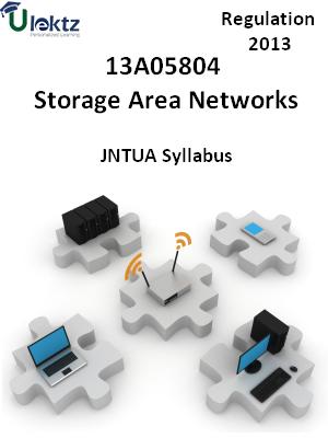 Storage Area Networks- Syllabus