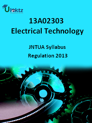 Electrical Technology - Syllabus