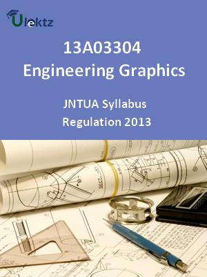 Engineering Graphics - Syllabus