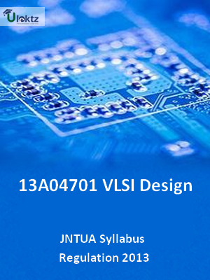VLSI Design - Syllabus
