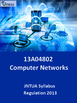 Computer Networks - Syllabus