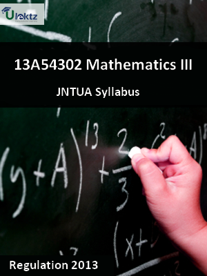 Mathematics – III - Syllabus