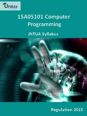 Computer Programming - Syllabus