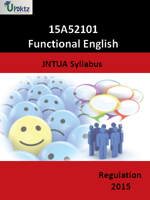 Functional English - Syllabus