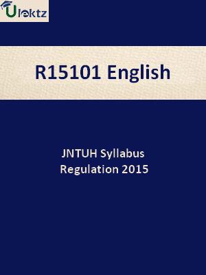 English - Syllabus