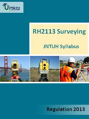 Surveying - Syllabus