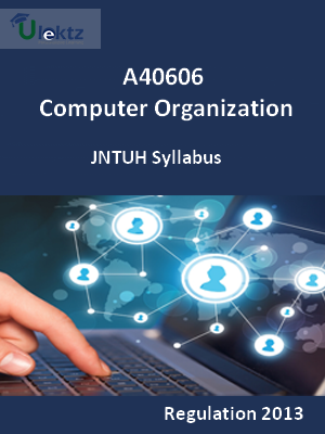 Computer Organization - Syllabus