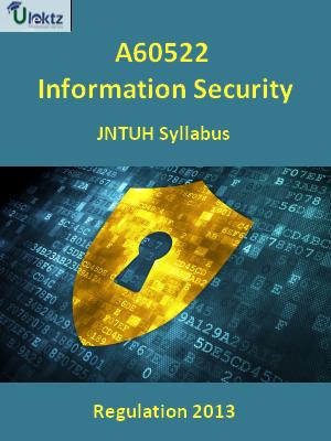 Information Security - Syllabus