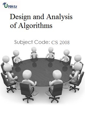 Design &Analysis of Algorithms Syllabus