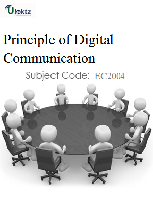 Principle of Digital Communication Syllabus