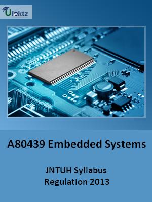Embedded Systems - Syllabus