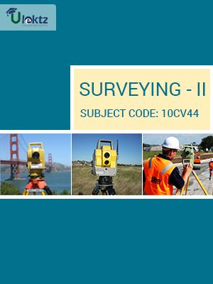 Surveying – II