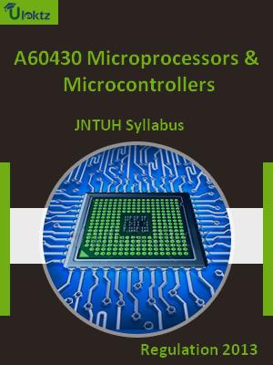 uLektz-ULZ0105 -Microprocessor & Microcontrollers-