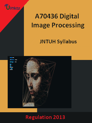 Digital Image Processing - Syllabus