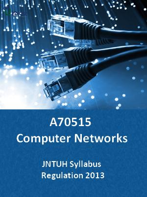 Computer Networks - Syllabus