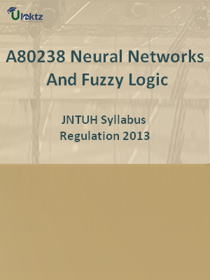 Neural Networks And Fuzzy Logic - Syllabus