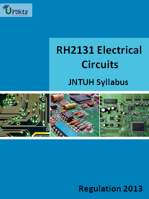 Electrical Circuits - Syllabus