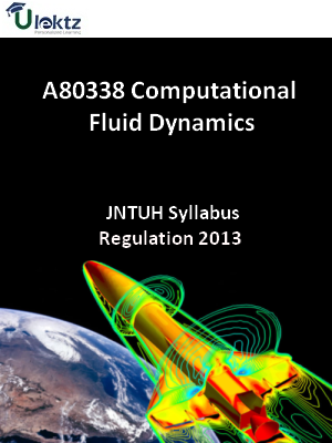 Computational Fluid Dynamics - Syllabus