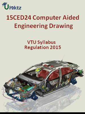 Computer Aided Engineering Drawing - Syllabus