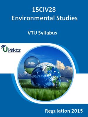 Environmental Studies - Syllabus