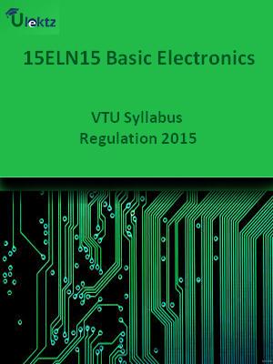 Basic Electronics - Syllabus