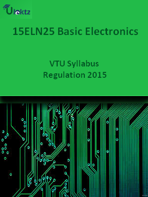Basic Electronics - Syllabus