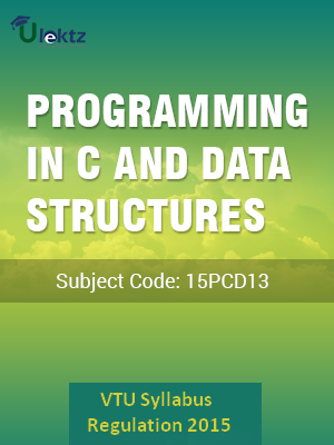 Programming in C And Data Structures - Syllabus