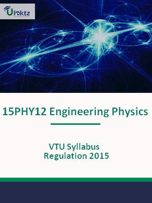 Engineering Physics - Syllabus