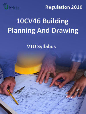 Building Planning And Drawing - Syllabus