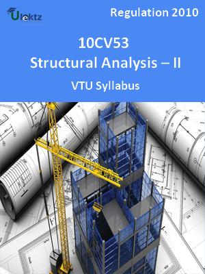 Structural Analysis – II - Syllabus