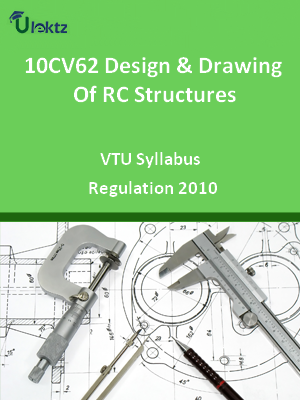 Design & Drawing Of RC Structures - Syllabus