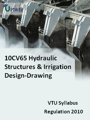 Hydraulic Structures & Irrigation Design-Drawing - Syllabus