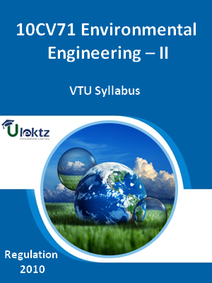 Environmental Engineering – II  - Syllabus