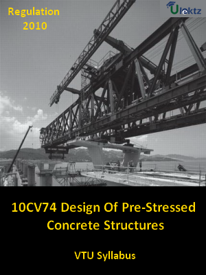 Design Of Pre-Stressed Concrete Structures - Syllabus