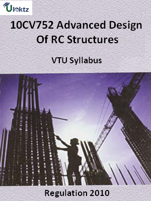 Advanced Design Of RC Structures - Syllabus