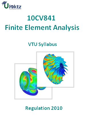 Finite Element Analysis - Syllabus