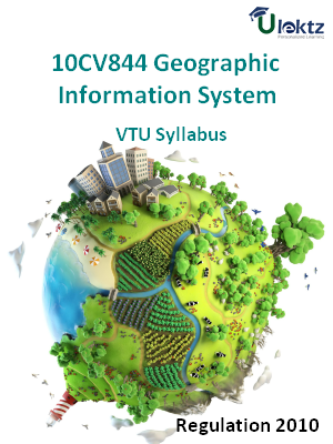 Geographic Information System - Syllabus