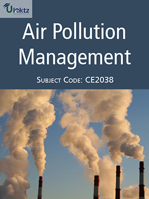 Important Questions for Air Pollution Management
