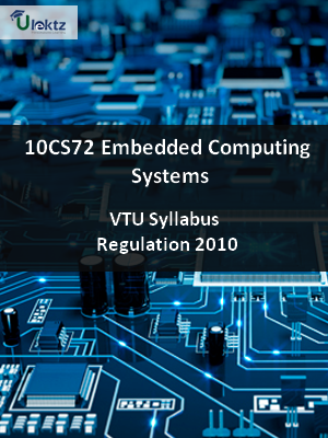Embedded Computing Systems - Syllabus
