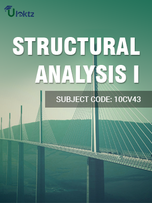 Structural Analysis – I