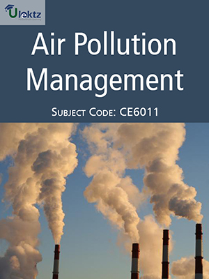 Important Question for AIR POLLUTION MANAGEMENT