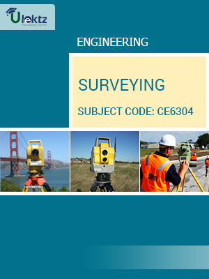 Important Question for Surveying-I