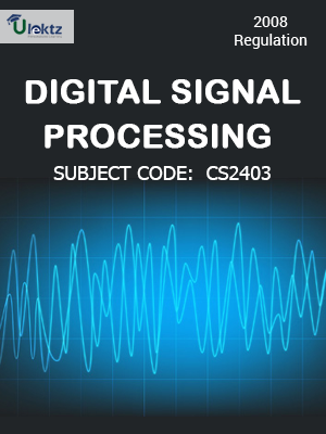 Important Question for Digital signal processing-2