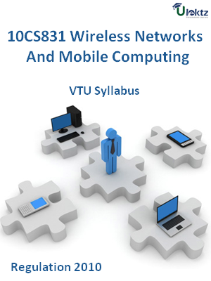 Wireless Networks And Mobile Computing - Syllabus