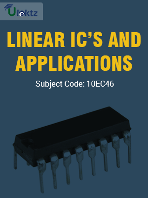 Linear IC's And Applications