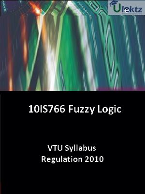 Fuzzy Logic - Syllabus